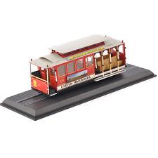 1/87 Scale Miniature Cable Car (Feeries & Cliff) 1888 Diecast Car Trams Atlas