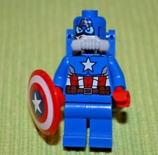 SPACE CAPTAIN AMERICA ~ Lego Marvel Super Heroes ~ MINT ~ NEW