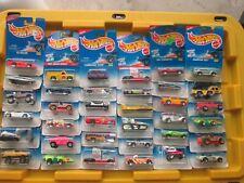 New ListingVintage 1995 Hot Wheels Lot of 36 Cars & Trucks 1:64 Diecast on Cards