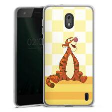 Nokia 2 Silikon Hülle Case - Tigger