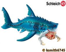 Schleich Eldrador Creatures MONSTER FISH plastic toy scary shark animal * NEW 💥