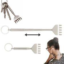 Mini gratte dos porte-clés télescopique - Masseur extensible - Back scratcher