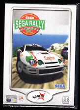 Saga Rally Championship-Auto Rennspiel-NEU & VERSIEGELT PC CD ROM-Windows
