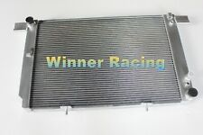 Fit Mercedes-Benz R129 SL 500/500SL/600/60 AMG AT aluminum radiator 2 Rows 40mm