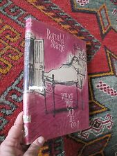 Ronald Searle First Edition 1962 Which Way Did He Go? Caricatures Wit Humor
