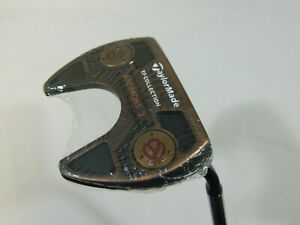 "New Taylormade TP Collection Ardmore 3 #6 Black Copper 34"" Putter 34 Slant Neck"
