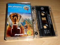 Hörspiel Kassette - Die Playmos Folge 10 - Die geheimnisvolle Sphinx - Playmobil