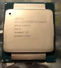 Intel Xeon E5-2680 - 2.50GHz 12-Core (SR1XP) Processor