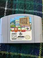 South Park Nintendo 64 N64 Authentic Game Cartridge only