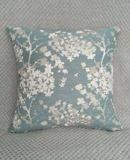 "Cushion Cover 16"" x 16""  John Lewis ELIZA Fabric, Blue"