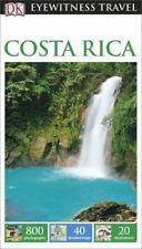 DK Eyewitness Travel Guide: Costa Rica-ExLibrary
