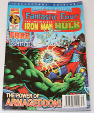 Marvel Heroes Reborn Collectors Edition Comic No.27 29th September 1999