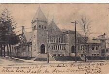 Postcard Methodist Church Belleville NJ 1906