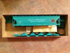 Athearn Trains in Miniature - Great Northern 55 Ft Center Flow Hopper 1906 - Nib