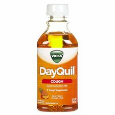 Vicks DayQuil, Cough Liquid, Citrus Blend - 12 fl oz Each