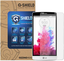 G-Shield® Vitre Film Protection en Verre Trempe d'écran LG G3