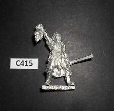 Warhammer lotr señor de los anillos de metal URUK HAI orco capitán Ugluk C 415