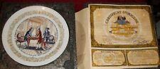 D'arceau Limoges Lafayette Legacy Plate #1 /Certificates/Box, 1973