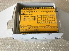Pilz 787606 Not-Aus Schaltgerät PNOZ X9 P C  Neu OVP (Regal 2/3/1)