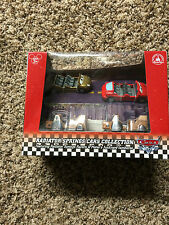 Disneyland Theme park exclusive Radiator Springs Cars Collection set Carsland