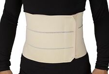 MB-2310NL 3-Panel Abdominal Binder, Belly Wrap Brace–Trimming (L : 34 – 38 in)