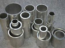 Aluminium Rundrohr Alu Rohr Ø D 80 x 8 mm x 436 mm lang Rundmaterial Reststück