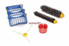 Roomba 500 600 Series brush filter kit 620 650 595 555 537 550 560 595 aerovac