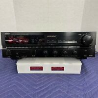 DENON DRA-625 STEREO RECEIVER - SERVICED - CLEANED - TESTED