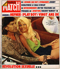 Paris Match n°1288 - PlayBoy / Eric Tabarly, Pen Duick VI (12 janvier 1974 )