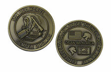 US Air Force 554 Red Horse Challenge Coin