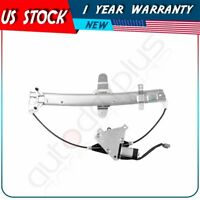 New Power Window Regulator fits 2003-11 Lincoln Town Car Rear Right With Motor