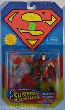 SUPERMAN Man Of Steel ACTION FIGURE - ULTRA SHIELD SUPERMAN 1995 Kenner MOC
