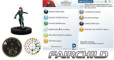 Fairchild #001 Teen Titans: Ravagers Dc Heroclix Schnelle Kräfte