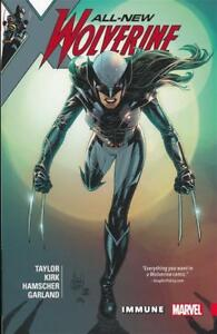 ALL-NEW WOLVERINE VOl #4 TPB IMMUNE Marvel Comics X-23 Collects #19-24 TP