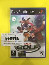 PROSTROKE GOLF WORLD TOUR 07  per Playstation 2 PS2 italiano garantito