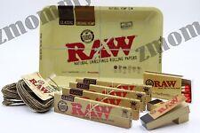 Raw Rolling Bundle 9 Items Including Raw Mini Rolling Tray