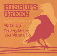 """BISHOPS GREEN Back To Our Roots Part 2  7"""" - new BLACK Vinyl - Oi! Punk Longshot"""