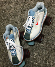 Vintage Women's Nike Roller Skates US 6.5 UK 4 Beachcomber Derby Skate Rollo