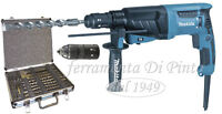 Makita Taladro Martillo Perforador Sds Plus W 800 Martillo Profesional