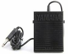 Houseware Yamaha FC5 Compact Sustain Pedal Foot Switch for Portable Keyboards SB