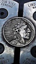 Coalburn classic Hobo Nickel buffalo nickel OHNS Indian chief
