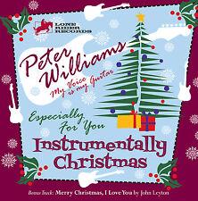 Especially For You INSTRUMENTALLY CHRISTMAS  Peter Williams Guitar Instrumentals