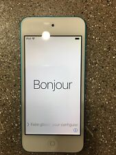 Apple iPod touch 5th Generation Blue (32 GB) locked