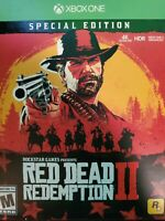 Red Dead Redemption II 2 Special Edition - Xbox One - New - FREE SHIPPING!!