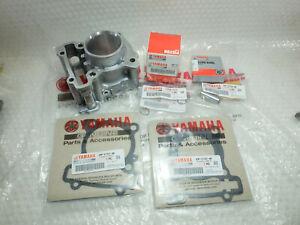 Free Shipping Yamaha NMAX 125  MBK Ocito Big Bore 155cc Cylinder Kit Piston Ring
