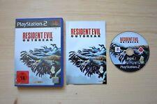 Ps2-Resident Evil: Outbreak - (scatola originale, con istruzioni)