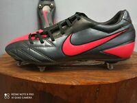 Nike Total 90 Shoot IV Football Boots Rare soccer cleats UK 9 US 10