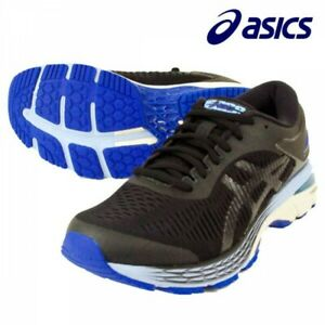 ASICS Woman Running Shoes LADY GEL-KAYANO 25 Wide 1012A032 Black Blue From Japan