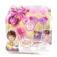 "Fancy Nancy Fashionista 10"" Doll Accessory 6 Piece Set Pink"