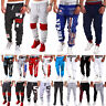 Mens Sweatpants Casual Baggy Running Jogger Sports Slacks Trousers Harem Pants